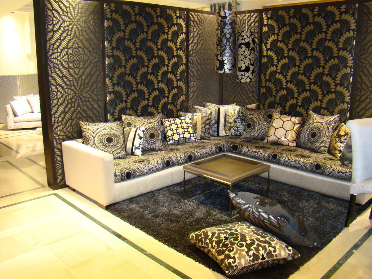 salon marocain occasion vendre au maroc d cor salon marocain. Black Bedroom Furniture Sets. Home Design Ideas