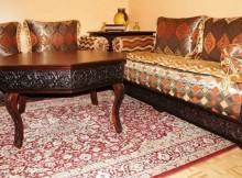 Salon traditionnel d cor salon marocain for Salle a manger mobilia maroc