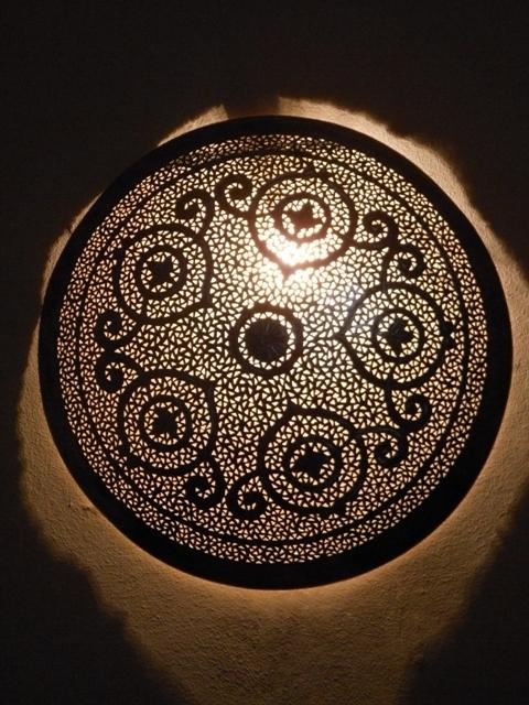 décoration orientale marocain