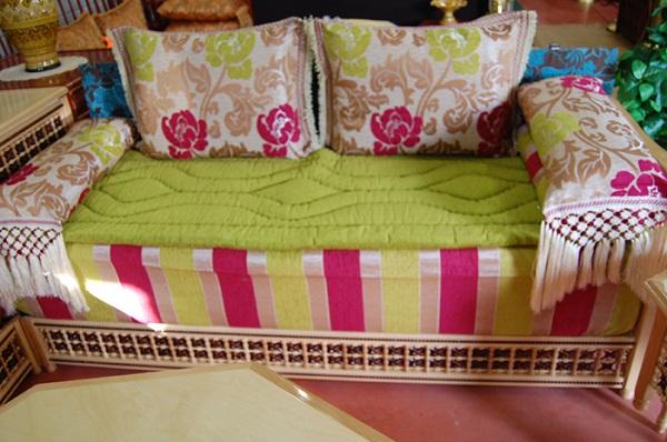 lhaf en salon marocain du magnifique design