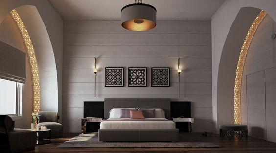 déco moderne d'interieurs Mimar style marocain