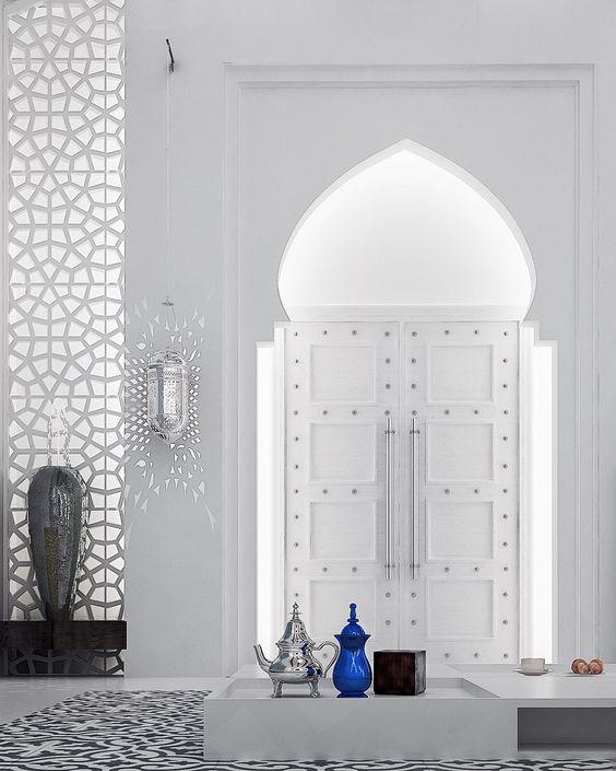 design marocain en l'interieurs Mimar