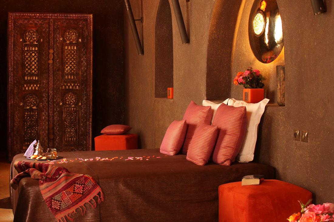 lit en touche marocain