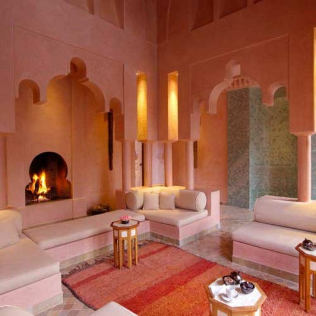 Le style l gant de salon design marocain d cor salon for Decoration salon simple