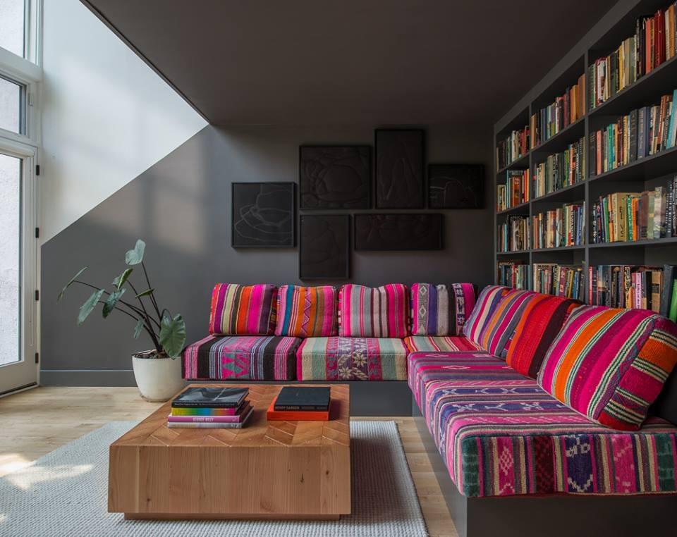 coussins de canapé designe arabe moderne