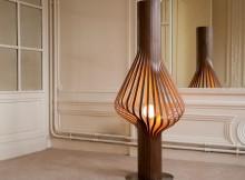 D coration de salon marocain design moderne - Lampe moderne salon ...