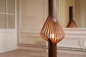 D coration de salon marocain design moderne - Lampe de salon moderne ...
