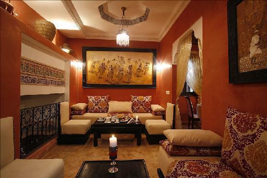 Style du d cor salon marocain oriental d cor salon marocain - Decor oriental salon ...