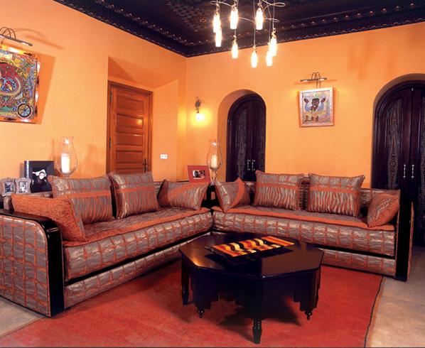 salon marocain pure