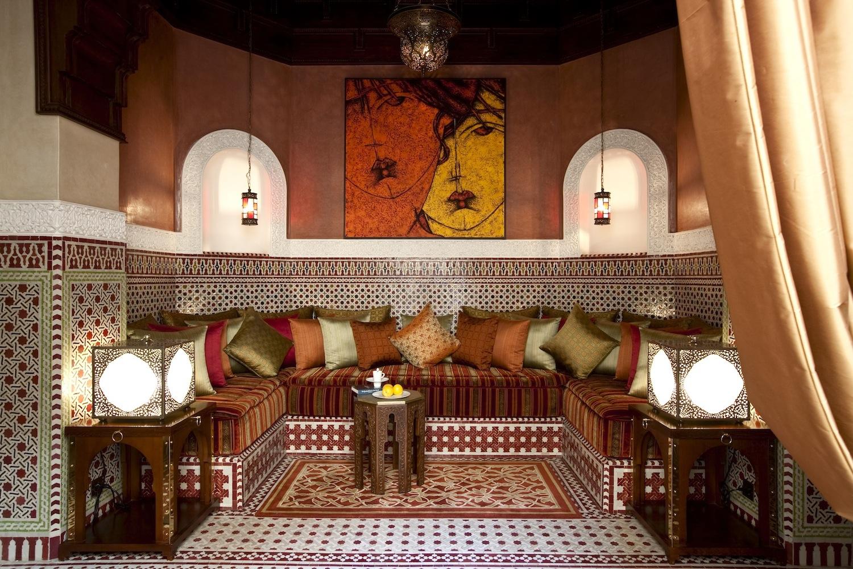 Salon marocain pour Riads royal