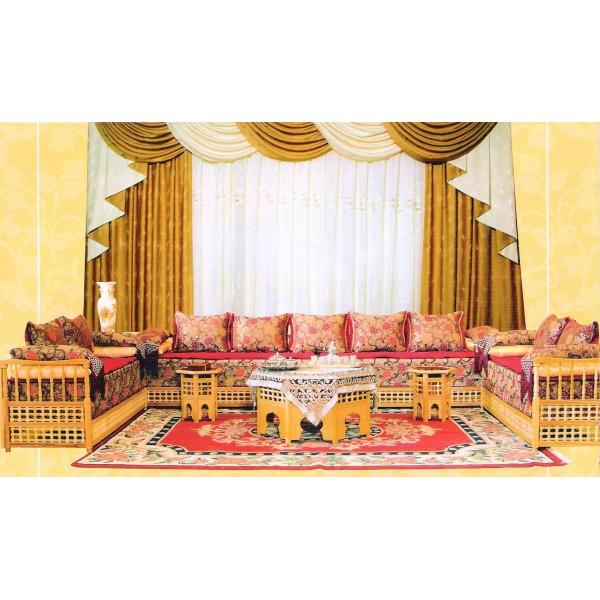 autre type de salon marocain