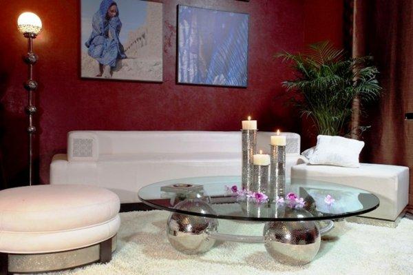 bougie d corative pour salon marocain oriental d cor salon marocain. Black Bedroom Furniture Sets. Home Design Ideas