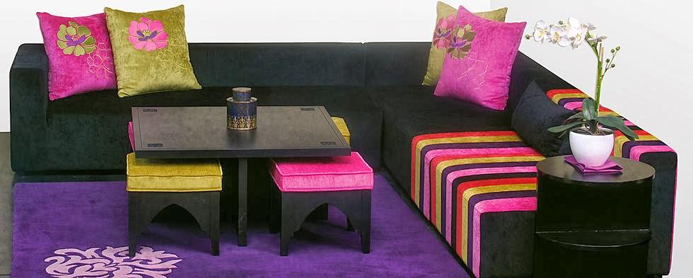 coussin de salon marocain