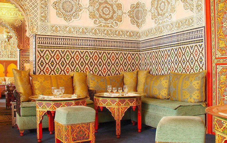 salon-marocain-en-design-agreable