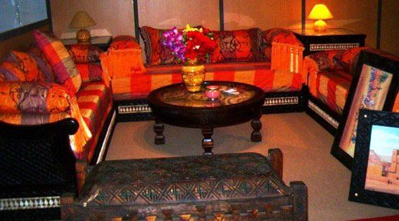 D Coration De Salon Marocain Design Moderne