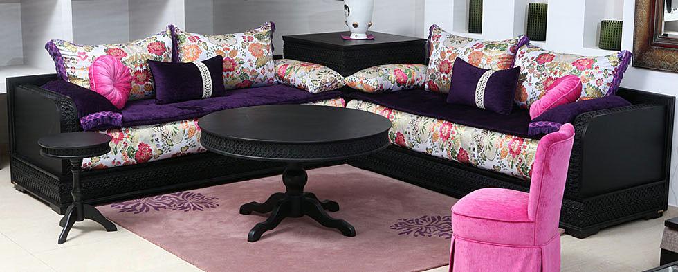 Stunning Salon Marocain Fleuri Pictures - Home Decorating Ideas ...