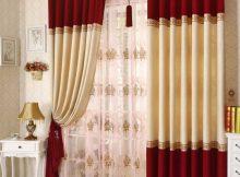 Rideau salon d cor salon marocain for Deco rideaux pour salon