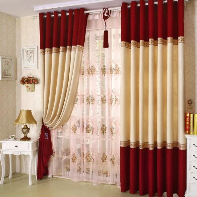 rideaux occultant pour salon marocain moderne d cor. Black Bedroom Furniture Sets. Home Design Ideas