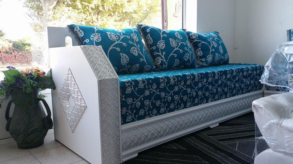 o trouver salon marocain sur mesure d cor salon marocain. Black Bedroom Furniture Sets. Home Design Ideas