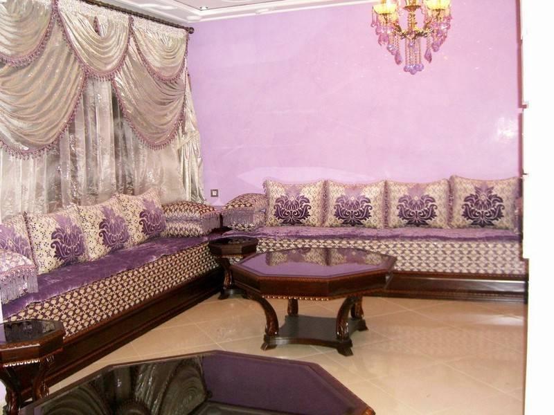 nouvelle collection de salon 2017 style marocain d cor salon marocain. Black Bedroom Furniture Sets. Home Design Ideas