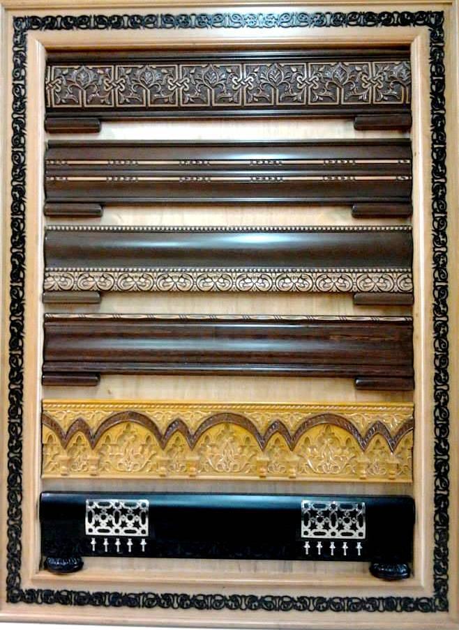 Banquettes pour salon marocain traditionnel d cor salon marocain for Banquette en bois pour salon