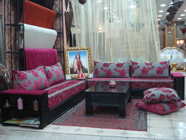 Salon Decoration Belgique : Boutique salon marocain pas cher en belgique décor