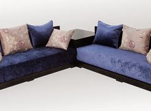 salon marocain canape moderne awesome salon marocain. Black Bedroom Furniture Sets. Home Design Ideas