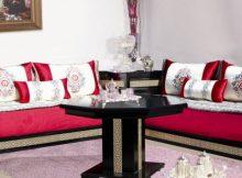 Meubles salon marocain - Décor salon marocain