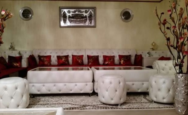 Beautiful Salon Marocain Moderne Nice Photos - House Design ...