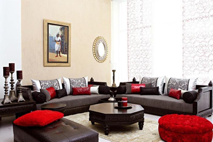couture de salon marocain sur mesure d cor salon marocain